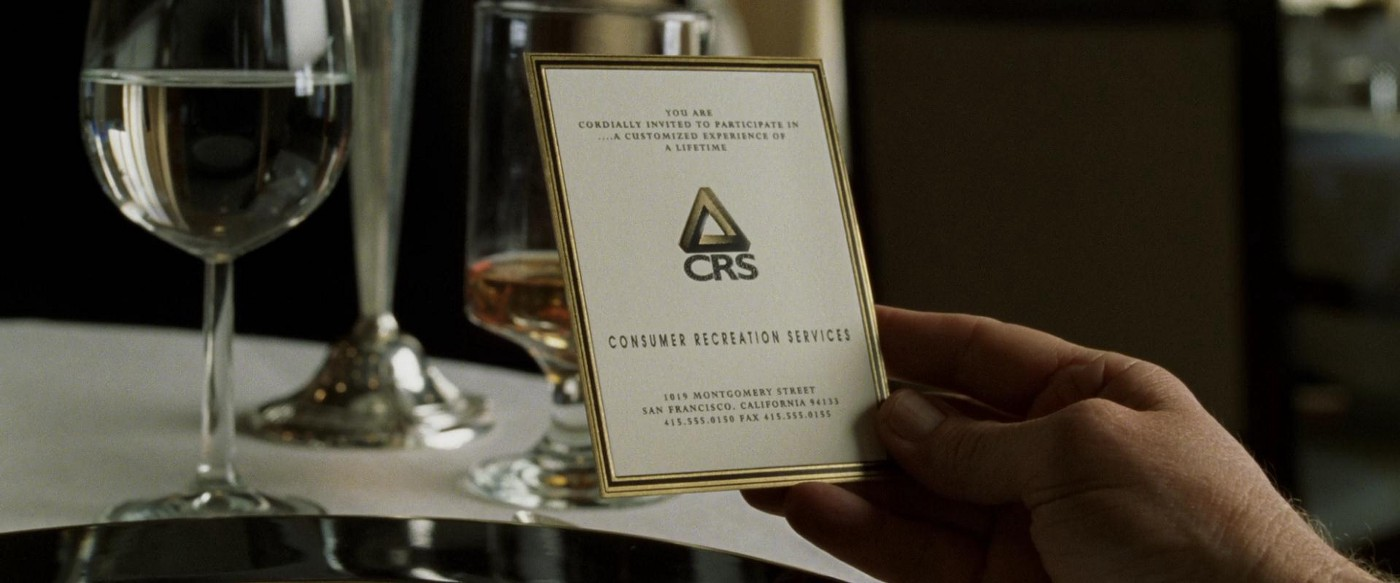 CRS the game invitation movie